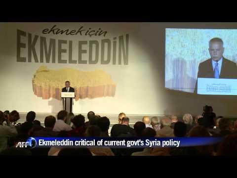 Erdogan's main election rival launches 'unity' campaign