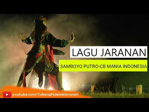 MP3 LAGU JARANAN (SAMBOYO PUTRO - CB MANIA INDONESIA)