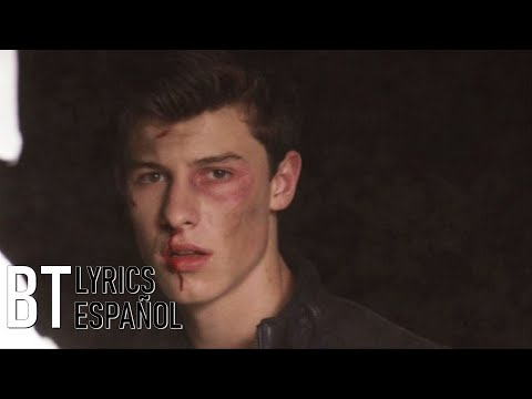 Shawn Mendes - Stitches (Lyrics + Español) Video Official