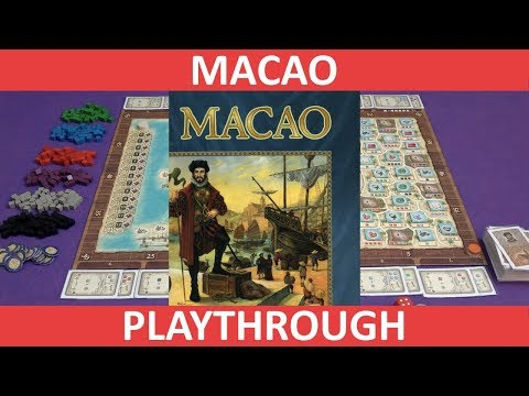 Macao | Playthrough | slickerdrips