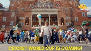 The ICC World Cup Carnival is Coming I Official Them Song 2019