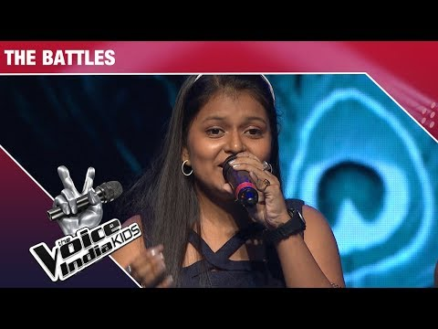 Asmi, Niharika and Sanjana Performs on Soja Zara | The Voice India Kids | Episode 11