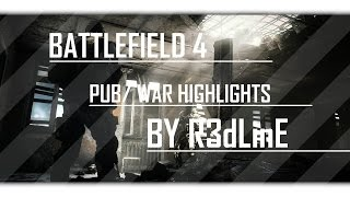 Battlefield 4 - Black Angel - [rZr] R3dLinE's Highlights (HUN)
