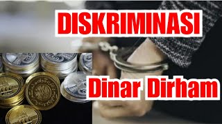 Pasar Muamalah Depok - Diskriminasi Dinar Dirham - Ustadz Adhe Abi Faisal Geram !