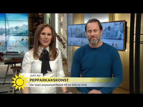 Svenska julsmaker möter chilenska - Nyhetsmorgon (TV4)