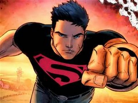 The Origins Of Superboy
