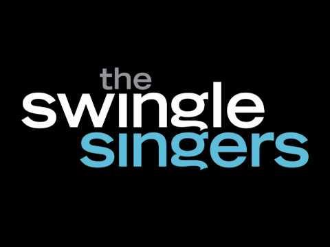 The Swingle Singers - Bach - Brandenberg Concerto No.3.