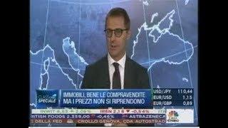 20/08/18 - CLASS CNBC Speciale Class CNBC - Mercato immobiliare, i dati statistici del Notariato