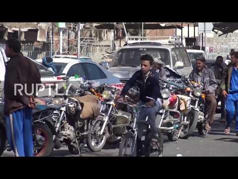 Yemen: Queues snake around Sana'a gas stations as crisis steepens amid blockade