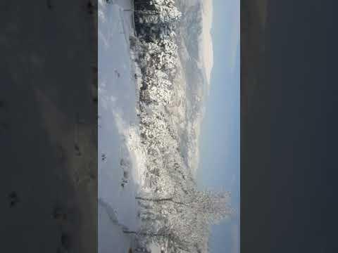 Patnitop in winter