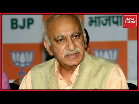 MJ Akbar Rails Against Pakistan For Blocking India-Afghan Trade