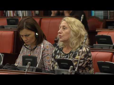 Градоначалниците против интеграцијата на бегалци во Македонија