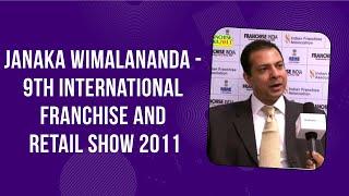 Janaka Wimalananda - 9th International