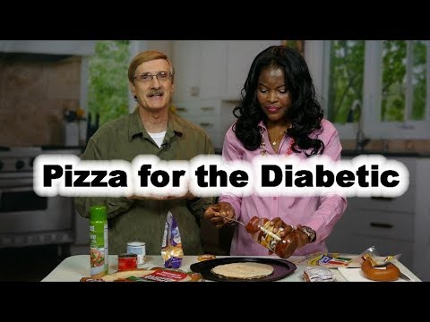 A Pizza That Diabetics Can Eat