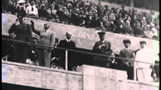 1936 Berlin Olympics Closing Ceremonies
