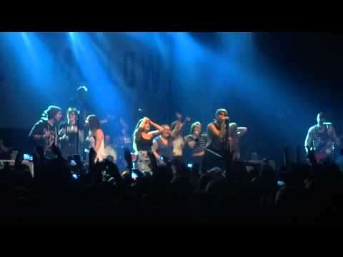 Time Bomb - All Time Low - Paris Le Bataclan - 14th March