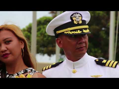 From Subic To San Diego, Filipino Sailor Named Navy Commander