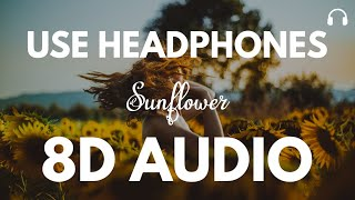 Post Malone Sunflower 8D Audio.mp3