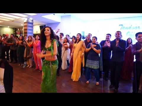 Tandoor Grill Ipoh Bhangra Flash Mob