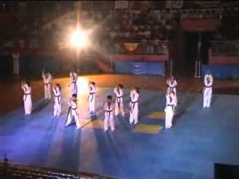 4th National Tkd Expose - Taekwonrobic 2 (2001)