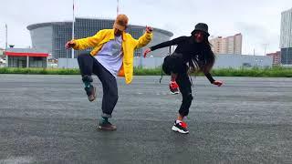Natan & Ганвест - Ананасовый сироп - Танец (jeny_miki & IvanSem_)
