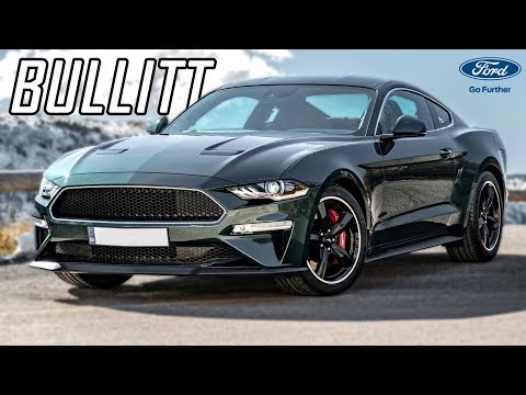 Is The 2019 Ford Mustang BULLITT Really Worth $50,000?