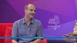 KICK ANDY - AKU LOVE INDONESIA 1 (AARON FISHMAN)