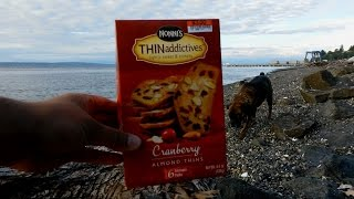 Nonni's Thin Addictives Cranberry Almond Thins Review