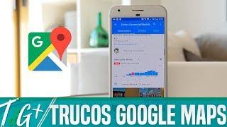 7 Trucos para usar Google MAPS como un profesional!!