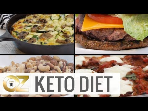 Keto-Friendly Recipes for Breakfast, Lunch, and Dinner