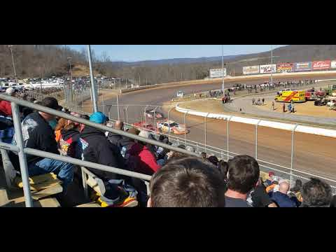Port Royal Speedway Super Late Model Heat Race 1 3-8-2020