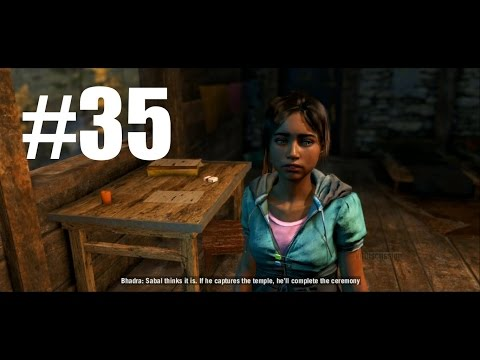 Far Cry 4 Gameplay Walkthrough Part 35 Mission 31 - Cease & Desist (Jalendu Temple)
