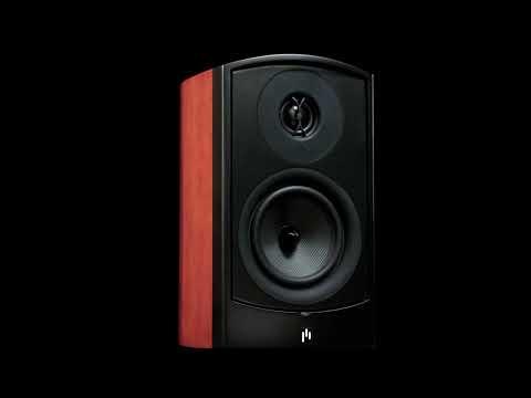 Aperion Audio Verus II Grand Bookshelf Speaker