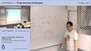 Lecture 25 - Computational Geometry