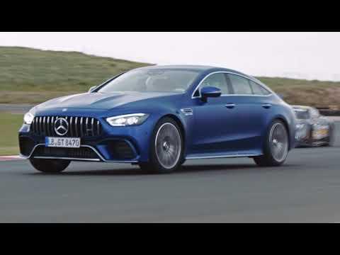 "Mercedes-AMG GT 4-Door Coupé ""Lewis Hamilton"""