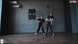 Hippie Sabotage - Devil Eyes - hip-hop choreography by Nastya Goncharyk - Dance Centre Myway Video