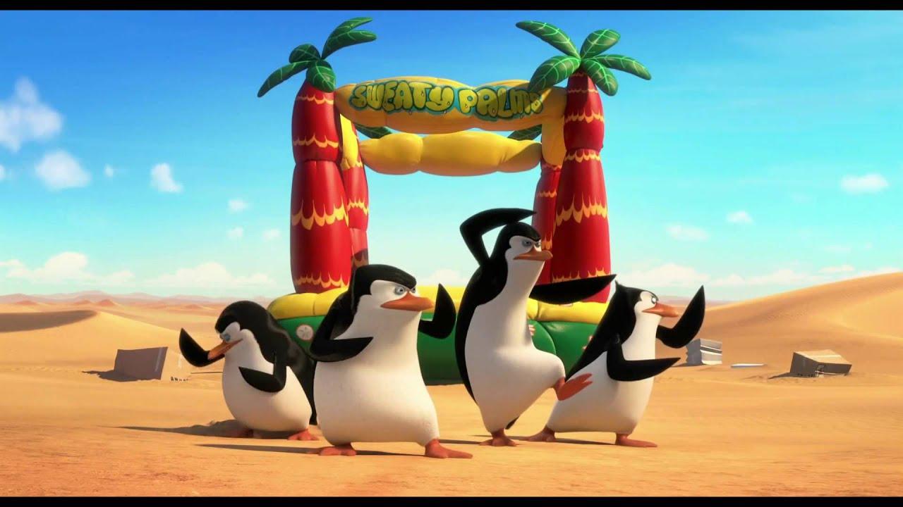 I Make My Own Options. [Best Scene]-Penguins of Madagascar. (Full-HD)