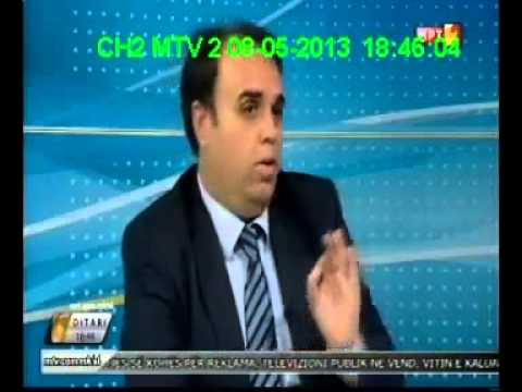 MTV2 - Selver Ajdini anëtarë i KRD-së