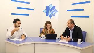 Canlı yayında Mehman Hüseynov debatı - Arzuman Əbdülkərimovla Bəxtiyar Hacıyev qarşı-qarşıya