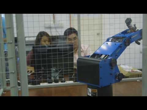 Mechatronic Engineering at University of Nottingham Malaysia Campus