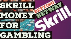 How To Use Skrill Money For Gambling |Deposit Money In To Betting Sites|