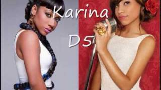 Karina Pasian vs. Tiffany Evans VOCAL BATTLE (studio range)