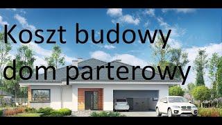 Koszt budowy domu patrerowego