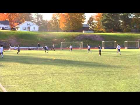 The Bement School 2012 Fall Soccer Season. Captain Pablo Borra Paley. HI-DEF