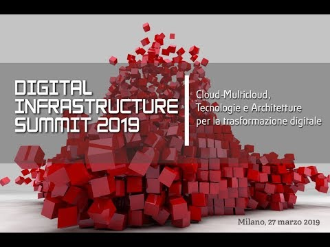 Momenti di Digital Infrastructure Summit Milano 2019