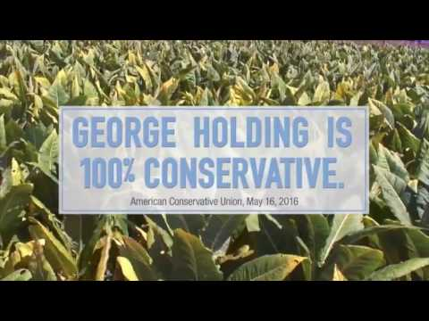 Ad Supporting George Holding