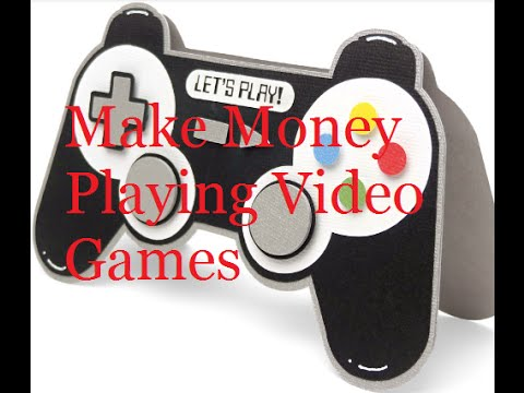 How To Make Money Online Playing Video Games Step-By-Step