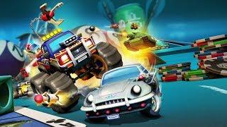 EU JOGAVA ESSE GAME QUANDO ERA CRIANÇA!!! (Micro Machines World Series Gameplay)