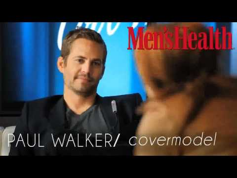 Paul Walker Interview w/ Men's Health Netherlands at Cool Water Launch