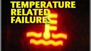 Temperature Related Failures -ETCG1